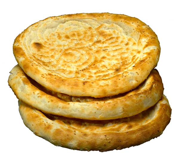 Uyghur Restaurant Around the world Nan Bread.jpg