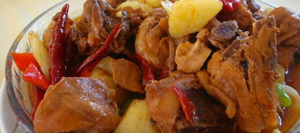 Al-Amin Xinjiang Muslim Restaurant - Uyghurpedia- Uyghur Énsiklopédiyisi